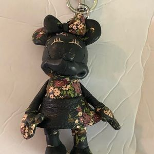 NWOT Coach Limited Edition Minnie mouse bag hanger